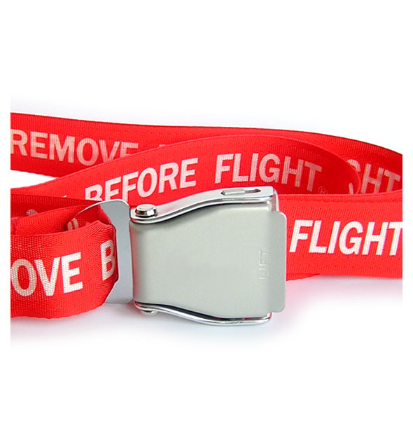 Remove Before Flight SkyBelt